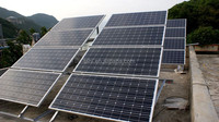 High efficiency off grid 10kw solar panel system