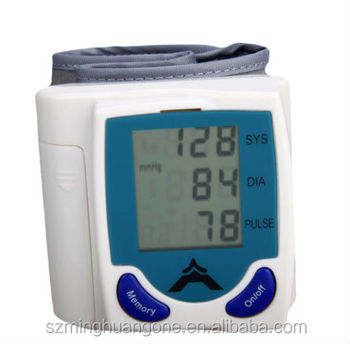 digital blood pressure monitor / ambulatory blood pressure monitor / manual blood pressure monitor