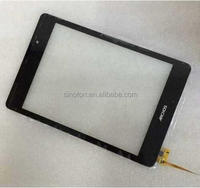 High Quality 8.0 inch Tablet MID Replacement Part for archos touch screen RS8F382_V2.1