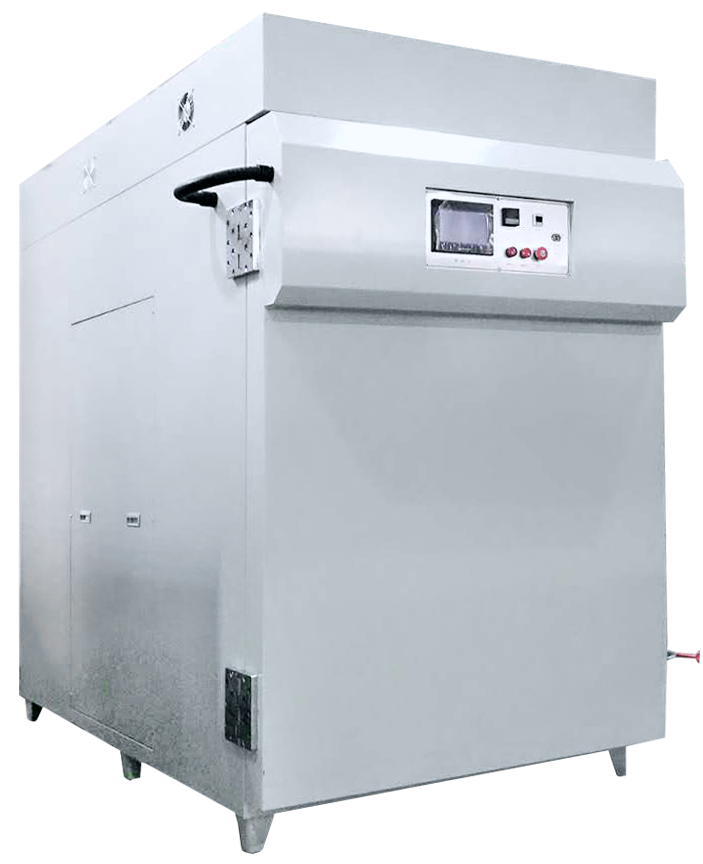 High Temperature hot air circulation drying powder coating oven
