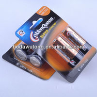 1.5v LR14 alkaline batteries