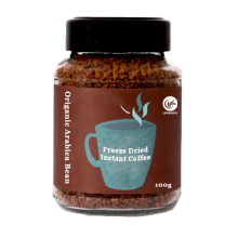 FREEZE DRIED INSTANT <strong>COFFEE</strong>