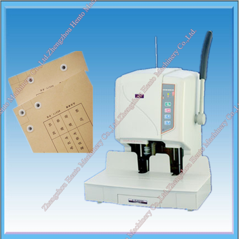 2017 Latest Most Popular Voice Thermal Binding Machine