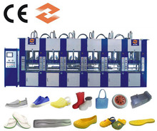 EVA Shoes Slippers Injection Moulding Machine (1/2 Color)