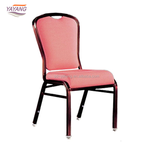 Hot sale used restaurant dining hotel banquet stackable church chairs for wedding reception