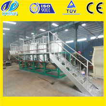 batch type vegetable crude oil refinery for sale/semi-continuous vegetable crude oil refinery for sale/Full continuous vegetable