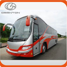 new shape long route Euro5 intercity luxury coach bus for sale