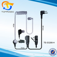 Two-Way Radio 2 Pin PTT Earpiece For HYT TC-710 TC780 TC610 TC620 TC700 TC1600 TC2100 TC2108 TC2110 TC700 Walkie Talkie Headset