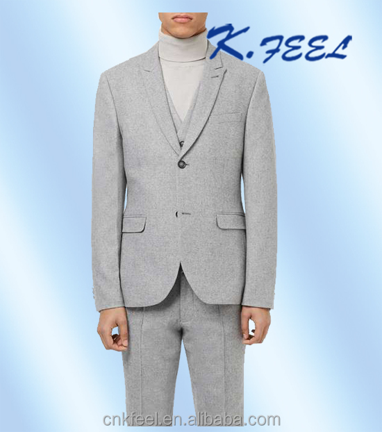 Custom New Mens 3 pcs Coat Pant Designs