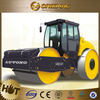 heavy asphalt price list LUTONG LTJ1520 15ton china vibratory road roller(three wheel)