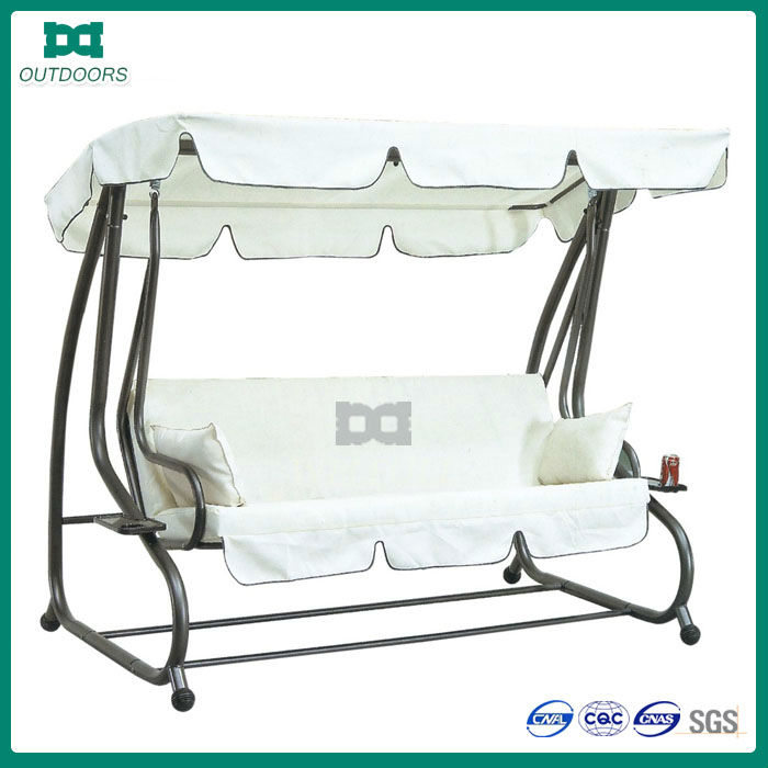 Patio swing bed indoor swing for adults with stand