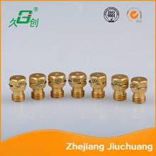copper nozzle jet gas burner