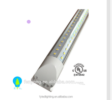 High lumen integrated t8 led tube 1200mm 15W 18W 22W t8 led light