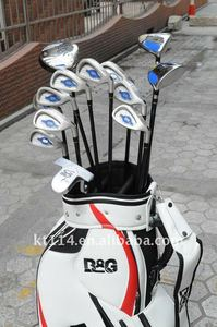 B&G sponge leather custom logo golf club sets
