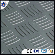 Cold Rolled 2mm Aluminium Checker Plate for Truck /Bus and Boat