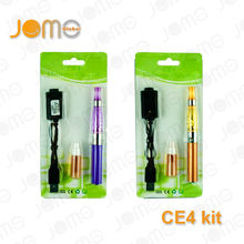 Shenzhen manufacture Wholesale electronic cigarette price in india ego ce4 blister kit