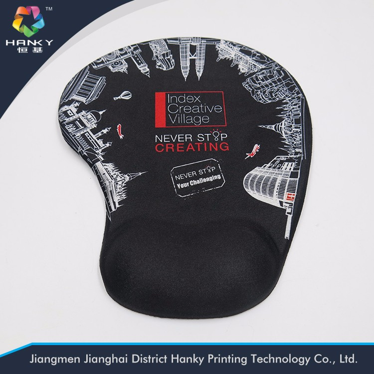 Custom Boob Adult Silicone Gel Mouse Pad