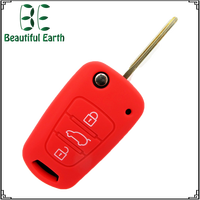 Smart key shell car key case 3 button KIA k3 key cover remote shell