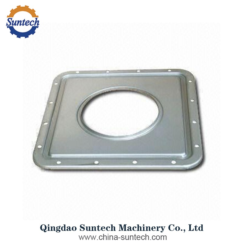 Competitive price oem metal stamping and plating parts