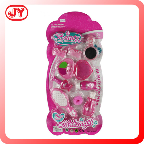 Cheap beauty play sets child cosmetic makeup toy with EN71