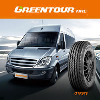 Chinese Greentour Brand GTR678 Low price light truck tire 700r16lt