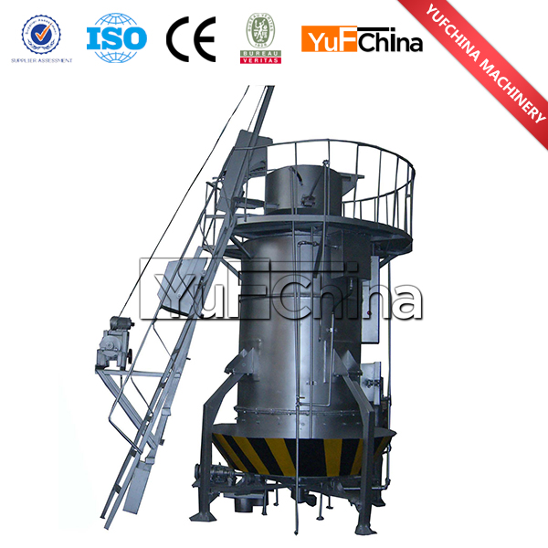 hot sales China small coal gasifier with ISO