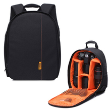 CADeN D7 Sling Shoulder Water-resistant Digital Camera DSLR Black Backpacks Bag for DSLR camera