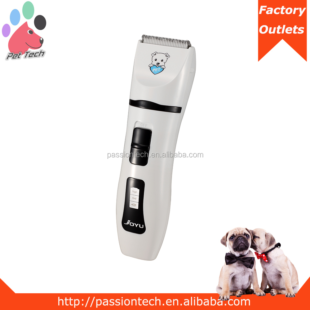 PHC-920 qirui professional hair clipper charge protection for big dog
