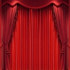 Low Price high quality motorized stage curtains