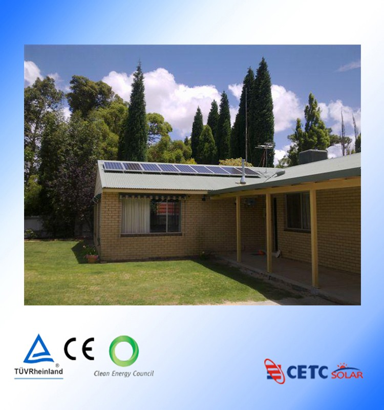 hot sale home solar power system with cheap price
