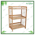 wood/bamboo commodity shelf