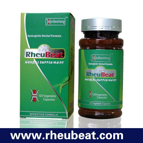 RheuBeat Traditional Patented Natural Herb Improve Bone Density