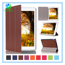Best selling leather wallet case wholesale price PU luxury protective defender flip for ipad Pro