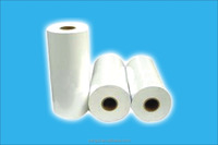Laminating pouch roll with glossy PET and best glue EVA