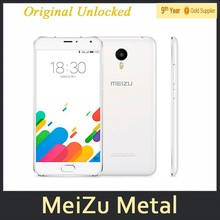 0510 Meizu metal 3140mAh GPS Touch 2.1 Google play Camera 13 MP 5.5 Inch Meizu metal phone 1920*1080 Dual Sim 4G LTE
