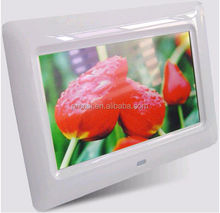 7 8 10 Inch Usb Voice Recording Sexy Video Digital Picture Frame