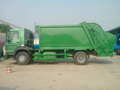 HOT EXPORT! Guaranteed 100% SINOTRUCK HOWO 10tons Compactor Garbage Truck