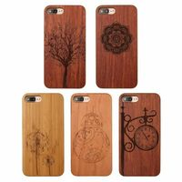 Wood Phone Case Custom for iPhone7 , Wholesale Phone Case for iPhone 7 Case Mobile Phone