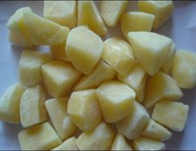 Frozen Potato Cut