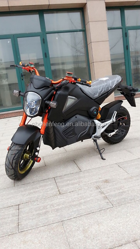 2000w sport electric motorcycle with pedals system