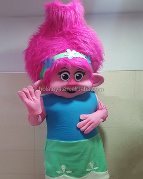 Troll mascot costume/cute cartoon mascot costume