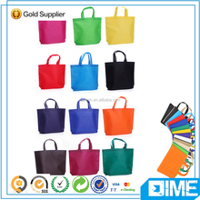 High quality custom logo printing non woven tote bag wholesale