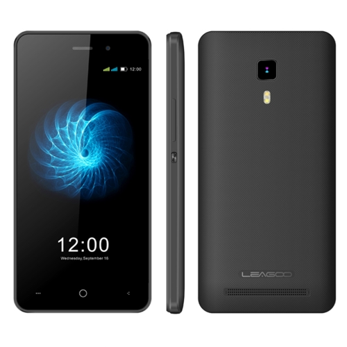 [HK Stock] LEAGOO Z3C, 512MB+8GB 4.5 inch LEAGOO OS 1.1 Lite (Android 6.0) SC7731c A7 Quad Core up to 1.3GHz, 3G