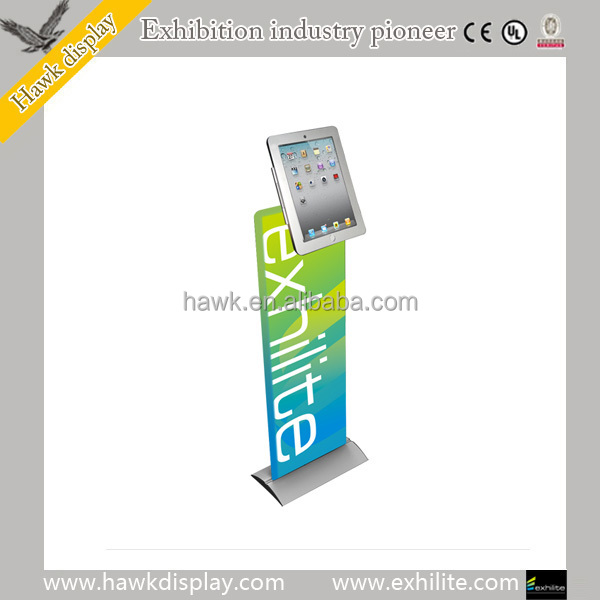 Wholesale Portable Anti-theft exhibition stand for Ipad - 3D-IPAD120