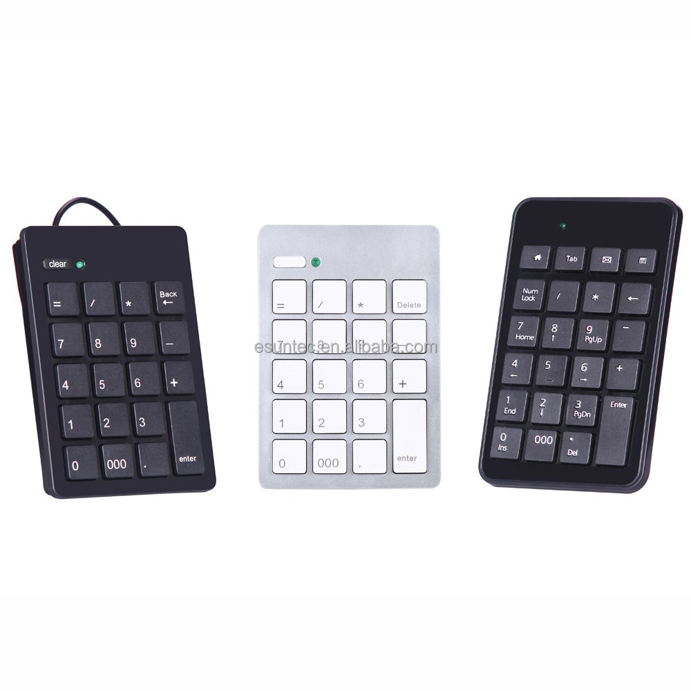 Small USB number Keyboard, KN-001
