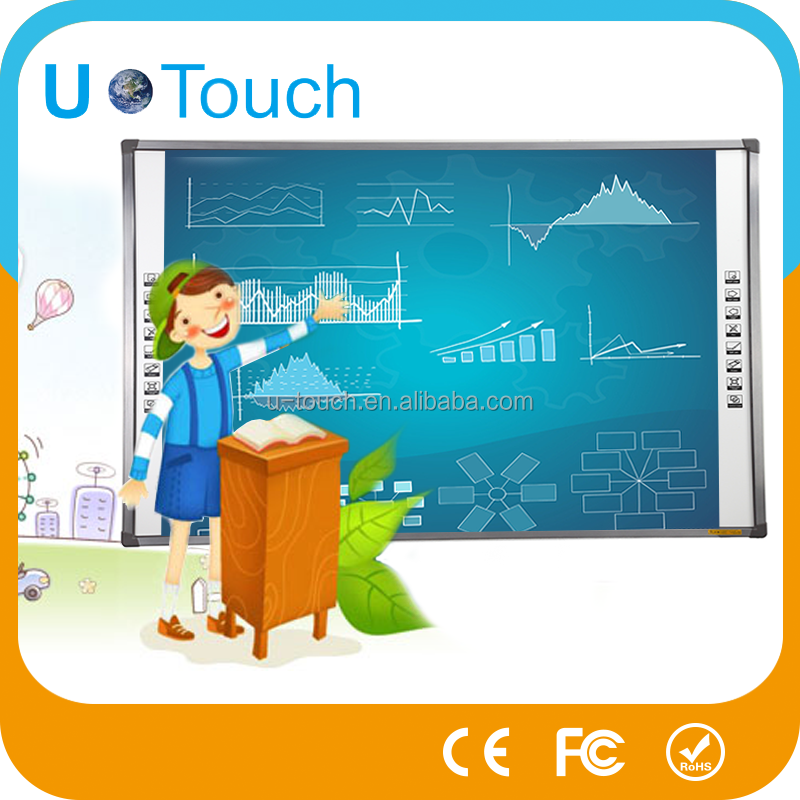 "82"" 85"" 92"" 99"" wall mount china interactive whiteboard prices"