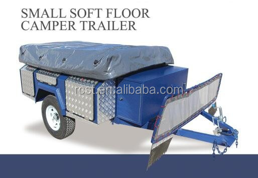Small soft floor Camping Trailer Small side floor camper trailer(RC-RM-03)