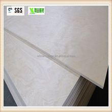 c/d grade birch plywood with popalr core or full birch core