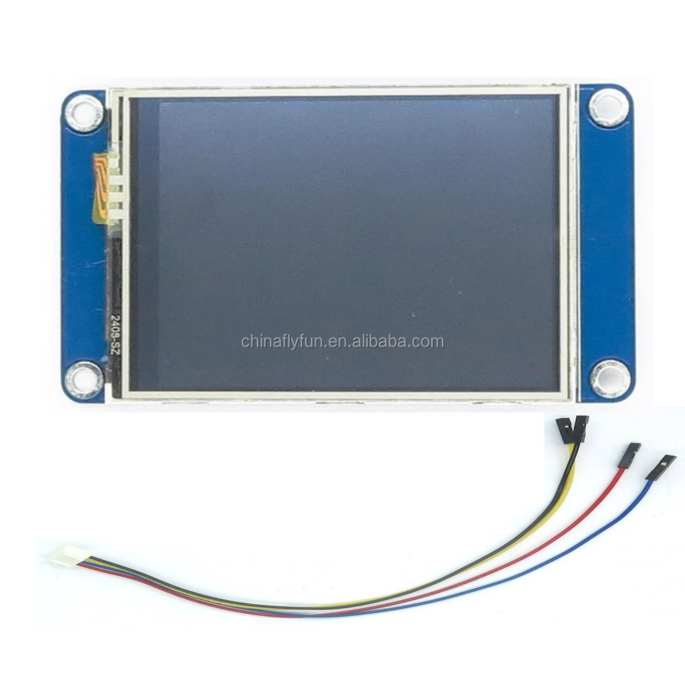 Nextion 2.4'' UART HMI Smart LCD Module Display for Arduino Raspberry Pi ESP8266
