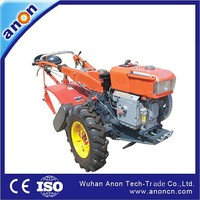 ANON high quality with lowest price 20hp power tiller uses